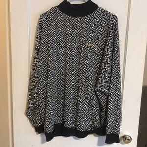 Pacsun Adidas Unisex patterned sweatshirt